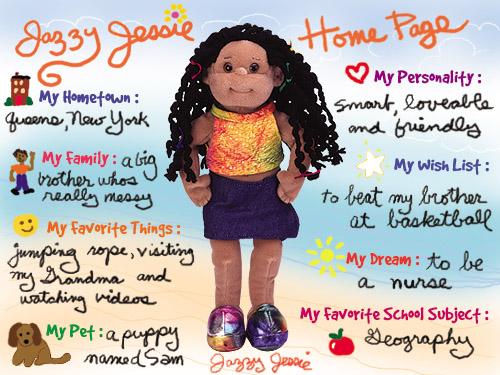 c54b7073f9c Jazzy Jessie - Ty Beanie BoppersTY Beanie Babies