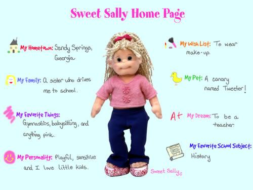 Sweet Sally Ty Beanie Boppersty Beanie Babies Ty Beanie